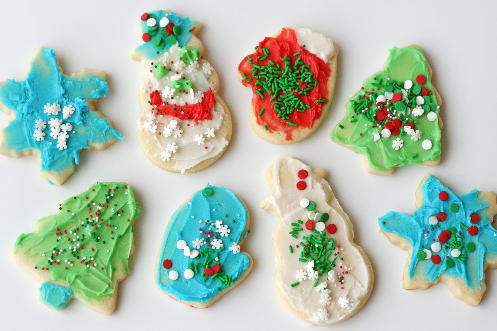 enjoy some cookie decorating with the little people in your life if youre lucky you may end up with some creations as beautiful as these created by my 3 - Cookie Decorating
