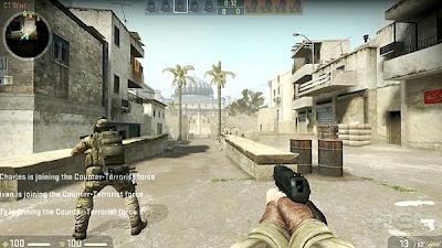 counter strike global offensive videojuegos