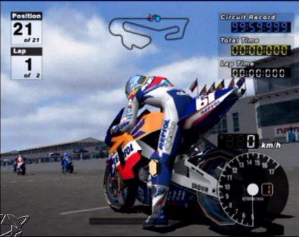 Download Moto GP 3 Ultimate Racing Full Crack Free - Gamers Full Version