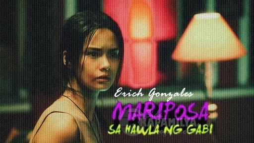 Erich Gonzales in Richard Somes masterpiece 'Mariposa (Sa Hawla ng Gabi)'