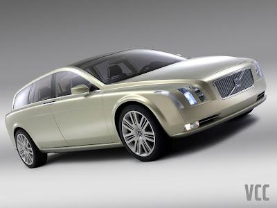 Volvo Concept Cars
