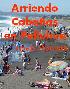 Cabañas Pelluhue