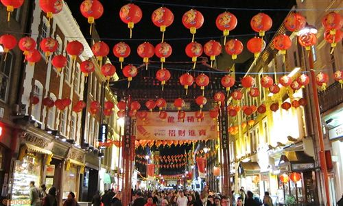 Meaningful Chinese New Year Celebrations In London