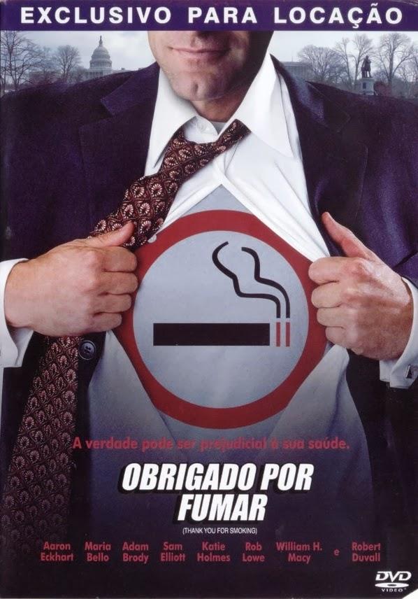 Obrigado por Fumar – Dublado (2005)