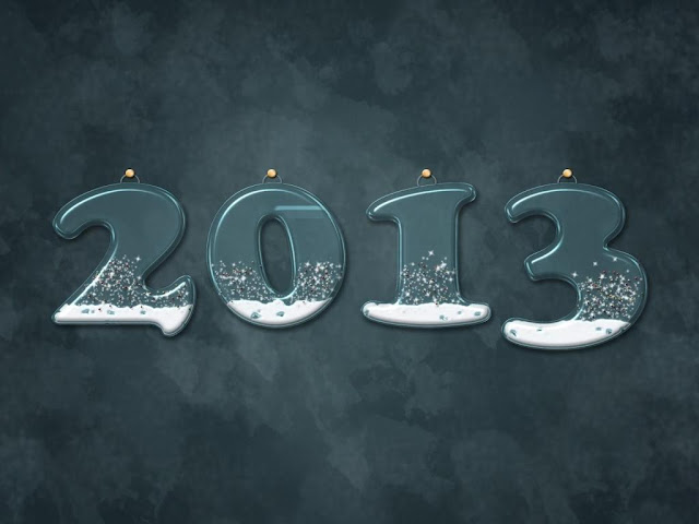 free new year 2013 powerpoint backgrounds 10
