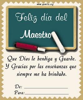 Frases Para El Día Del Maestro 2014 | Las Mejores