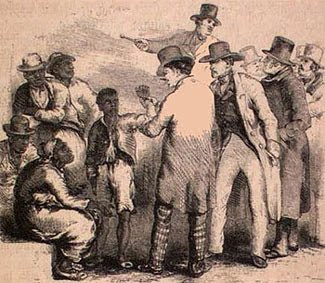 justification of slavery essay topic
