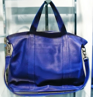 Designers Paola Victoria and Michael Noonan's PVMN luxury handbag