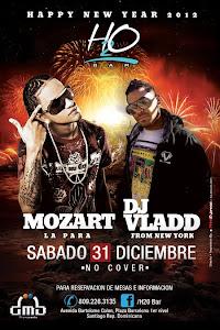 DJ VLADD @ H2O  SABADO 31 DICIEMBRE 2011