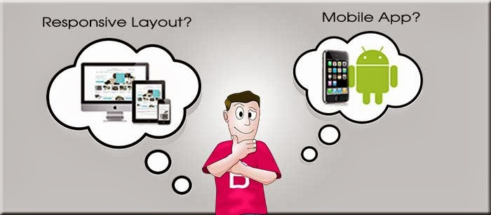 Responsive Web Design Or A Mobile App – How To Decide?