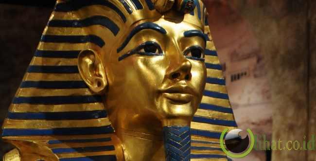 Harta Karun dari Makam Raja Tutankhamun