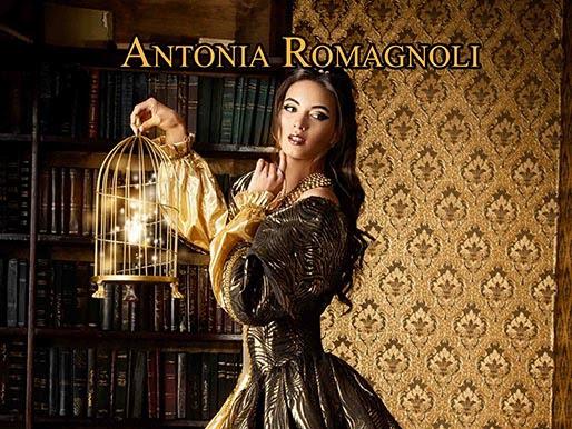 Segnalazione:La dama in grigio di Antonia Romagnoli