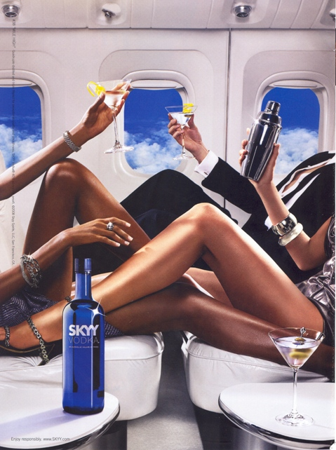 """analyzing a skyy vodka advertisement Advertisments of skyy vodka essay - skyy vodka is constantly releasing suggestive advertisements the advertisements always appeal to sex and often promote the sexual benefits of drinking skyy vodka on this paper two skyy vodka advertisements will be analyzed the first ad is entitled """"the antagonist"""" this ad."""