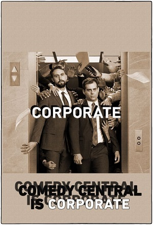 Série Corporate - Legendada 2018 Torrent