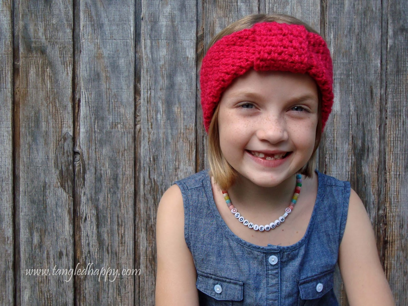 Free Crochet Pattern For Turban Headband : tangled happy: Free Easy Turban Headband Crochet Pattern ...