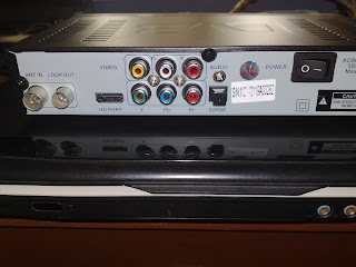 Manual / Cara pasang Set Top Box TV Digital DVB-T2