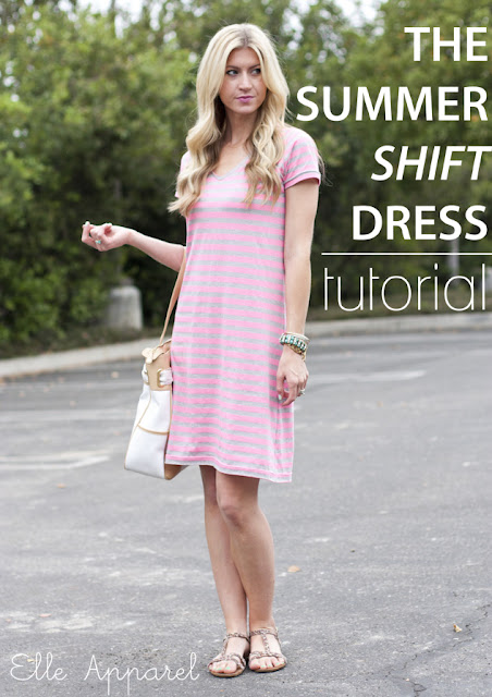 Knit Summer Dress Tutorial