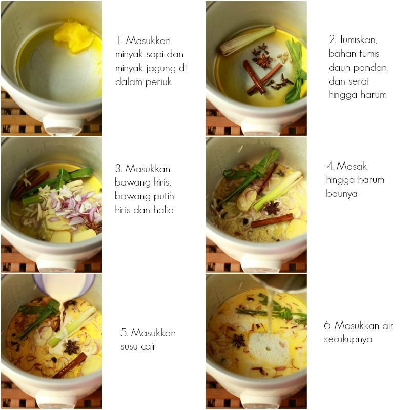 Resepi  Nasi  Minyak  Terengganu  Ayam  Masak  Merah