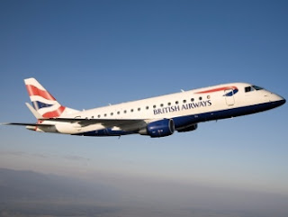 avíon de British Airways