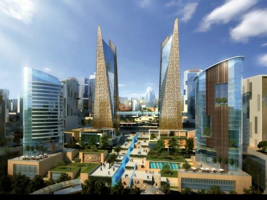 Safari Notes: The New Kigali Future City