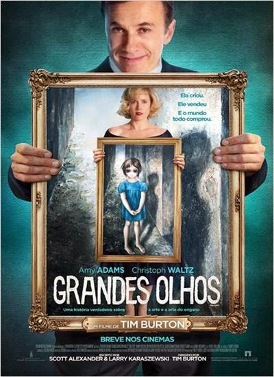 Download Grandes Olhos AVI + RMVB Legendado HDRip Torrent