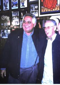 O empresário + Jorge Salim Além e o amigo GR