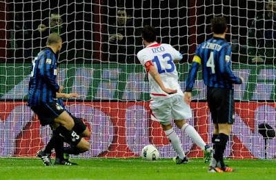 Inter Catania 2-2 highlights sky