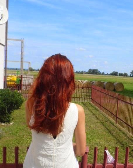 Niedziela dla włosów (5): mieszanka olejów Sesa&Khadi