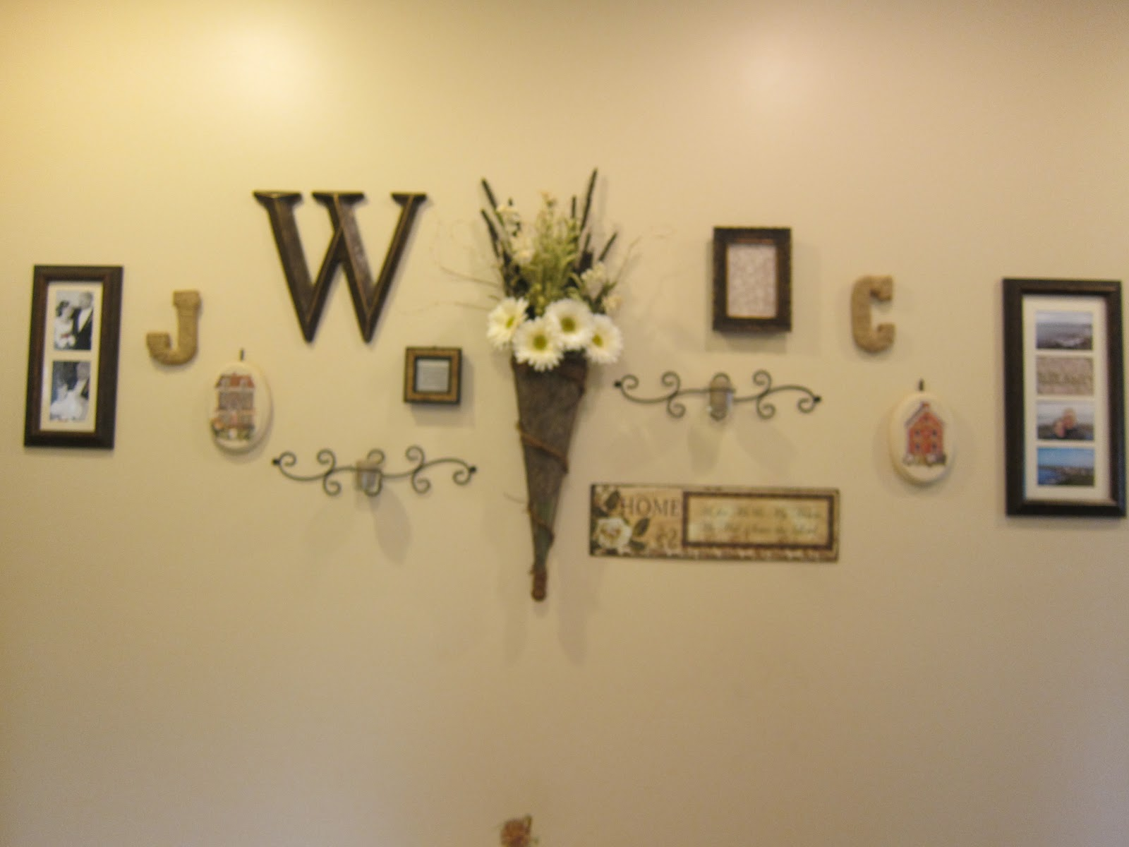 Fancy Ideas For Wall Hangings Vignette - The Wall Art Decorations ...
