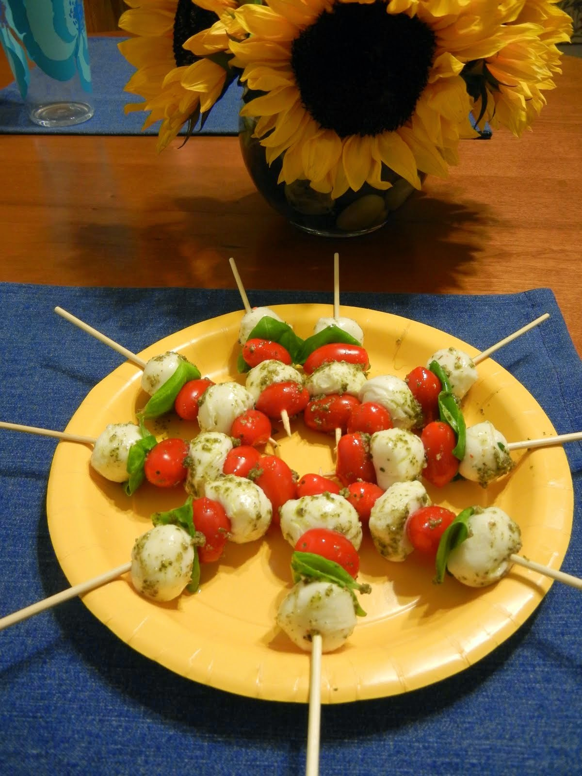 Eggface%2BCaprese%2BSkewers%2BE Weight Loss Recipes Cool Eats   Foods to eat in yet another heat wave