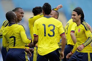 Convocados Colombia para Copa América