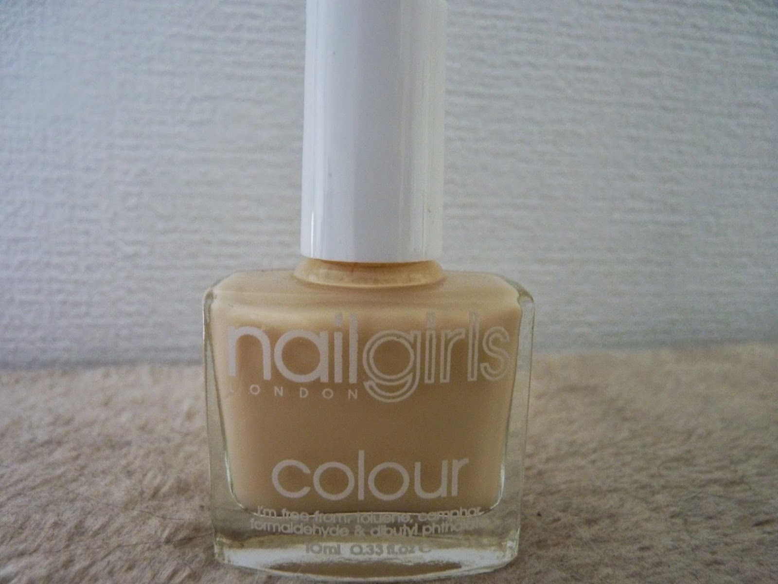 nails girl london, vernis à ongle, nude, birchbox, beige