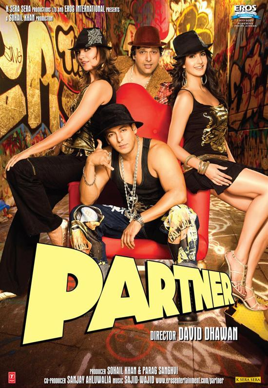 Partner (2007) hindi movie with eng subs watch online