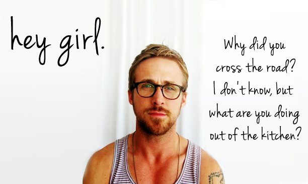 hey girl gosling