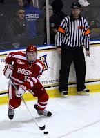 Hockey East: Monday Lookback - The First Sweep