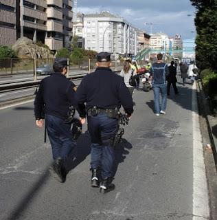 Ejercicios oposiciones policia nacional