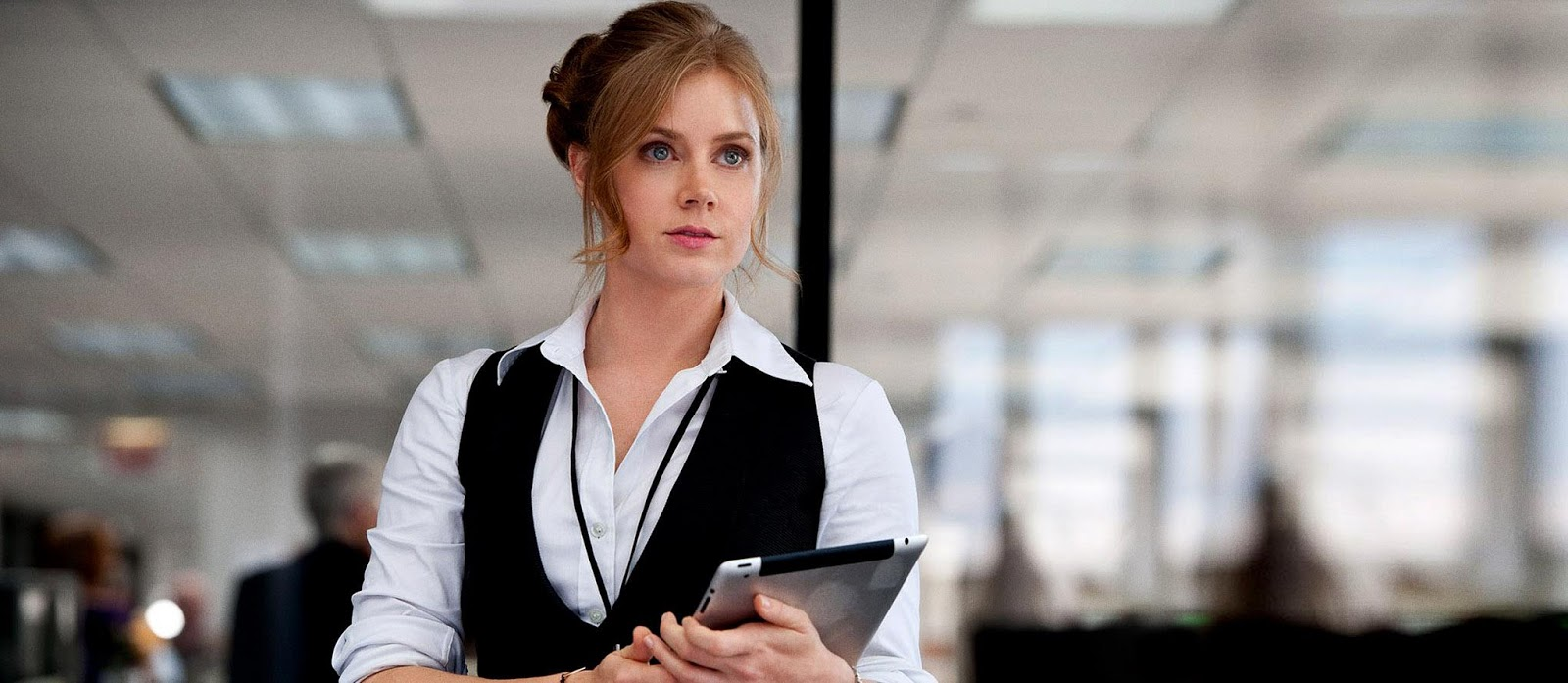 Amy Adams as Lois Lane in Man of Steel