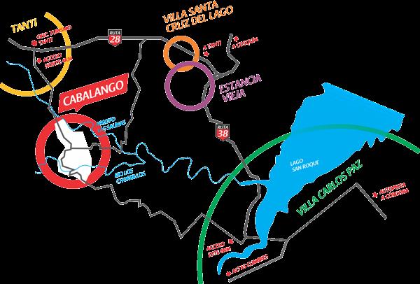 El arroyo los chorrillos es un t pico r o de monta a for Oficina de turismo en cordoba