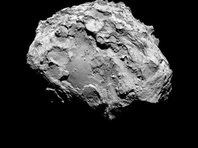 Cometa 67P/Churyumov-Gesasimenko