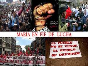 Maria en pie de lucha