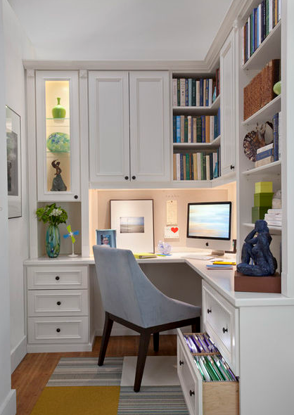 Interesting Playroom Office Ideas 412 best images about home office to studio office studio craft room on pinterest office ideas bookcases and desks Home Office Clutter Free