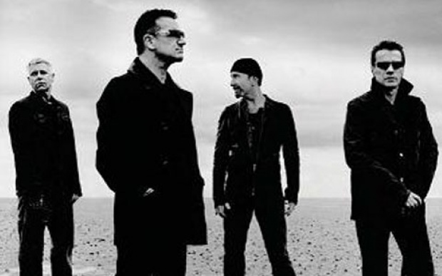 letra de la cancion de one de u2:
