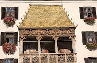 Goldenes Dachl - Golden Roof in Innsbruck
