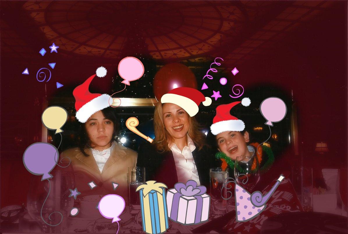 Los Festejos Navideños