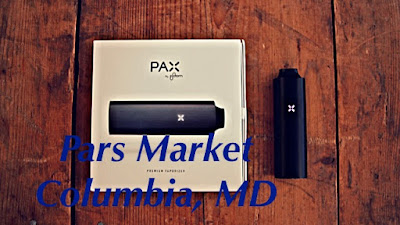 Pax 1 available at Pars Market Columbia Maryland 21045
