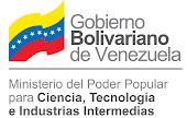 Ministerio del poder Popular para Ciencia y tecnologia