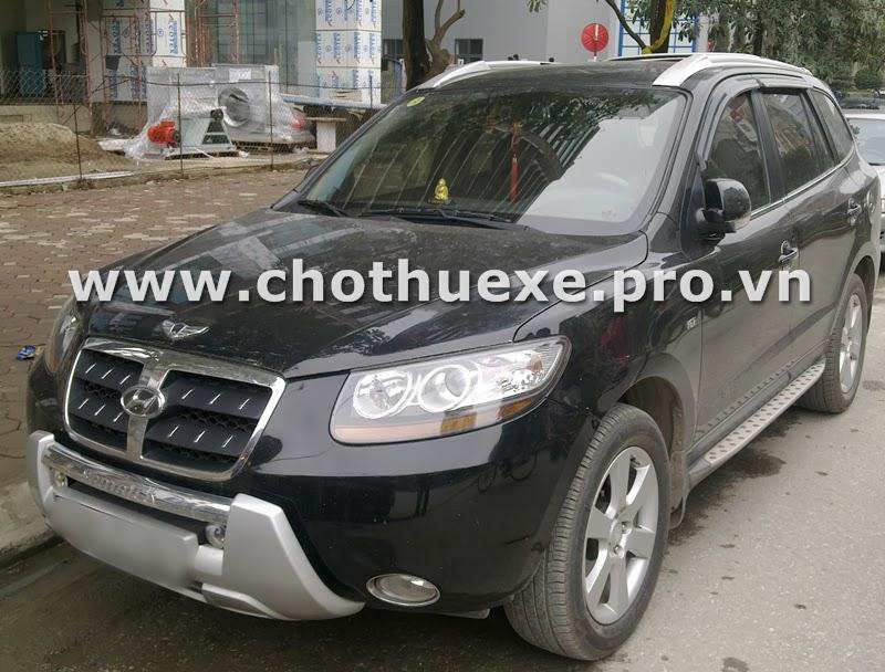Cho thuê xe 7 chỗ đi Bắc Giang từ Hà Nội