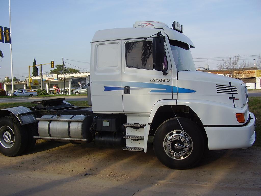 camion mercedes benz 1634