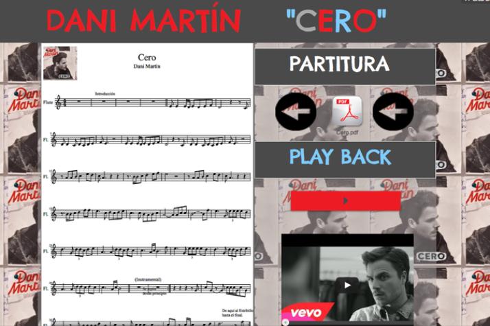 http://www.mariajesusmusica.com/inicio/cero-de-dani-martn-partitura-para-flauta