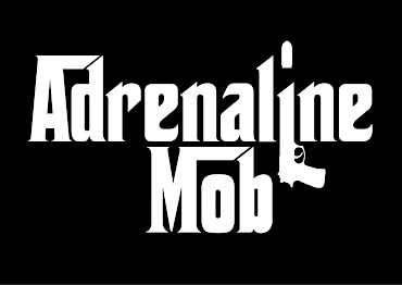 #3 Adrenaline Mob Wallpaper